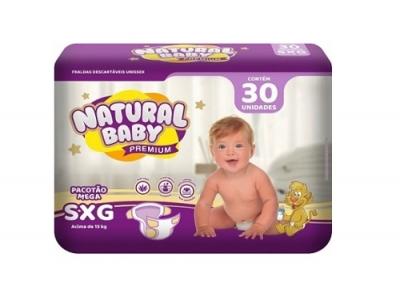 NATURAL BABY MEGA