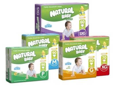 NATURAL BABY HIPER MAIS (+)