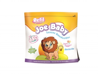 JOE BABY REFIL DO BALDE